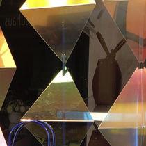 Pellicola decorativa adesiva / stabile ai raggi UV / colorata / dicroica