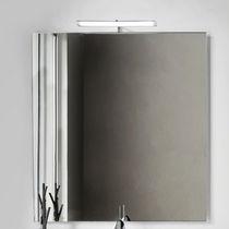 Specchio a muro / moderno / rettangolare / antiappannaggio