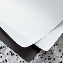 Membrana impermeabilizzante in polietilene ad alta densità HDPE / per muro / in rotoli / di protezione