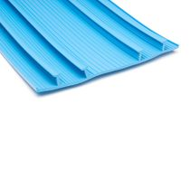 Membrana impermeabilizzante in rotolo / per fondazione / in PVC / drenaggio della fondazione