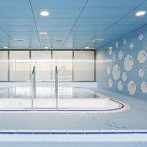 Piastrella da interno / per piscina / da parete / per pavimento
