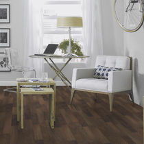 Pavimento laminato in quercia / in HDF / aspetto legno / per uso residenziale