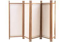 Paravento moderno / in legno / in Batyline® / da giardino
