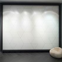 Piastrella da interno / da parete / in gres porcellanato / geometrica
