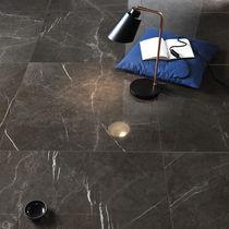 Piastrella da interno / per pavimento / in gres porcellanato / levigata
