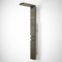 Colonna doccia termostatica / con doccia a mano