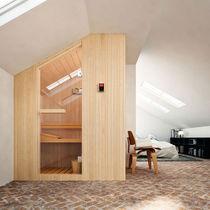 Sauna bio / finlandese / per uso residenziale