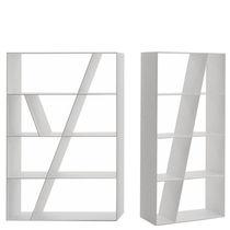 Libreria design minimalista / in Corian®
