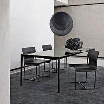 Tavolo moderno / in vetro / in marmo / in quercia