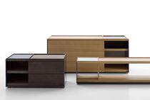 Cassettone moderno / in legno / in MDF laccato