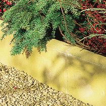 Cordolo da giardino / in calcestruzzo / in pietra ricostituita / lineare