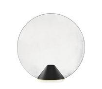 Specchio da terra / moderno / rotondo
