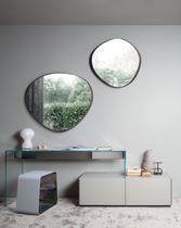 Scrivania in alluminio / in acciaio inox / in vetro / moderna