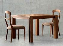 Tavolo moderno / in legno / rettangolare / da interno