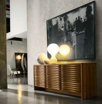 Credenza moderna / in legno / marrone