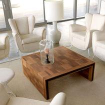 Tavolino basso / quadrato / da interno / moderno