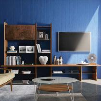 Scaffale moderno / in legno