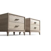 Tavolo comodino / indoor / moderno / in legno