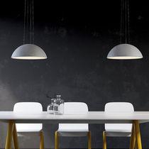 Lampada a sospensione / moderna / in calcestruzzo / da interno