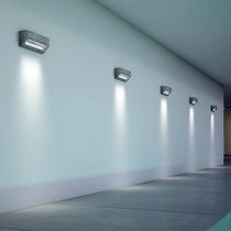 Applique moderna / da esterno / in calcestruzzo / LED