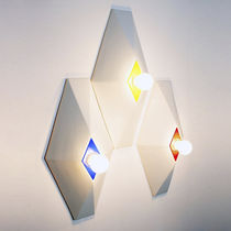 Applique moderna / in ceramica / in acrilico / LED