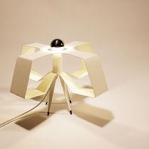 Lampada da tavolo / moderna / in alluminio / da interno