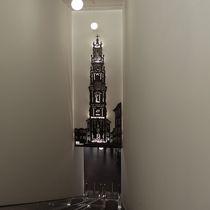 Pannello decorativo in alluminio / da parete / per interni / leggero