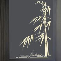 Pannello decorativo in alluminio / da parete / per interni / per muro