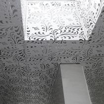 Pannello decorativo di costruzione / in alluminio / per controsoffitto / per soffitto