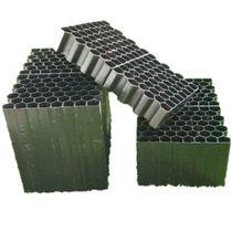 Geogriglia di drenaggio / per tetto verde / in polipropilene