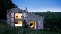 Casa tipo / moderna / in calcestruzzo / in metallo