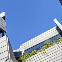 Lamiera in zinco / per rivestimento di facciata / per tetti
