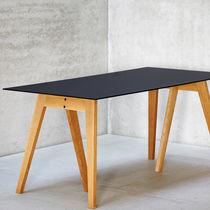 Piano per tavolo in legno