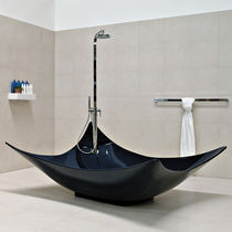 Vasca da bagno da appoggio / in Pietraluce®
