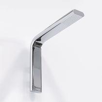 Soffione doccia da parete / rettangolare