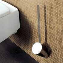 Scopino per WC in ottone / da parete / per hotel