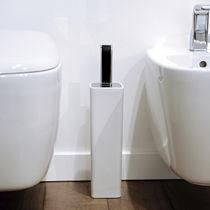 Scopino per WC in cromo / in ottone / in ceramica / da pavimento