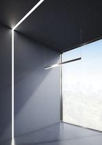 Luce a sospensione / ad incasso / LED / lineare