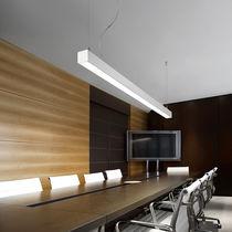 Luce a sospensione / a lampada fluorescente / LED / lineare