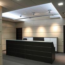 Luce a sospensione / LED / lineare / in policarbonato