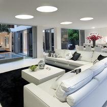 Luce da incasso a soffitto / LED / rotonda / in alluminio