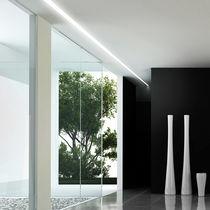 Profilo luminoso a soffitto / da incasso / LED / dimmerabile