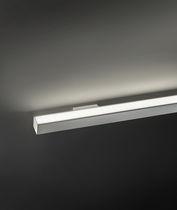 Applique moderna / in alluminio estruso / in metacrilato / LED