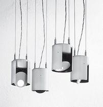 Lampada a sospensione / moderna / in alluminio / regolabile