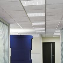 Luce da incasso a soffitto / LED / rettangolare / quadrata