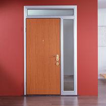 Porta da interni / battente / in acciaio / di sicurezza