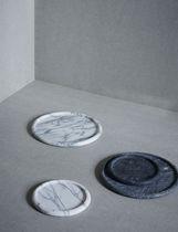 Vassoio in marmo / per uso residenziale