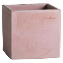 Vaso da giardino in terracotta / quadrato
