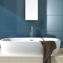 Piastrella da bagno / da parete / in ceramica / lucida