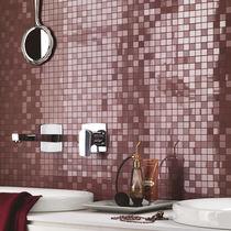 Piastrella da bagno / da parete / in ceramica / riflettente
